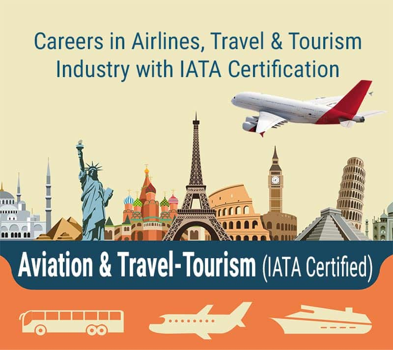 Courses IATA,Aviation,Tourism,Fashion,Interior,Designing