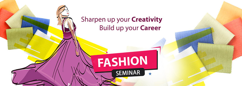 Fashion Seminar for IITC Fashion Designing Students