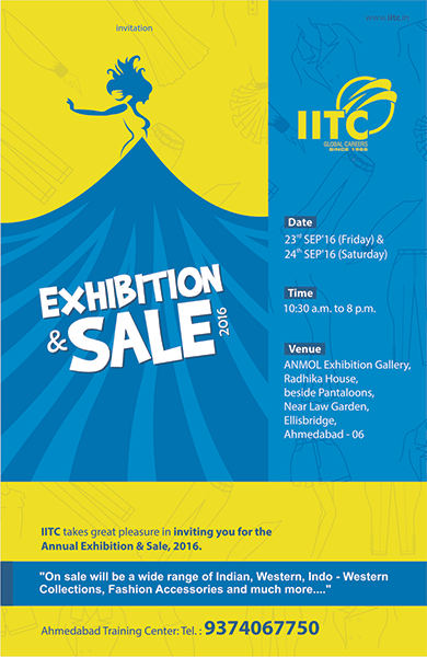 IITC Exhibition and Sale 2016