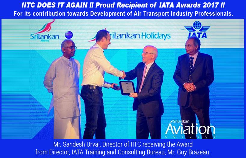 IITC - IATA Awards 2017