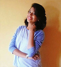 Khushabu Jain getting selected in the  Production Team of SHYAMAL BHUMIKA By IITC
