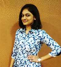Siddhi Mehta Sgetting selected in the  Production Team of SHYAMAL BHUMIKA by IITC