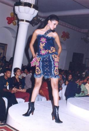 IITC Fashion Shows - 2003